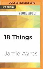 My So-Called Afterlife: 18 Things by Jamie Ayres (2016, MP3 CD (FREE 2DAY SHIP)