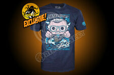 2015 COMIKAZE STAN LEE FUNKO POP EXCELSIOR T-SHIRT - SIZE LARGE (IN STOCK)