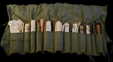 US WW II Army Air Force Pilot Bailout Survival Fishing Kit -WW2 Knife/Collection