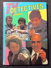 1979 TV DETECTIVES Annual UK HC VG- 3.5 Kojack - Unclipped - TV Tie-In