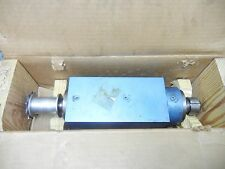 POPE A-880-A USED BELT DRIVEN OIL MIST LUBRICATED SPINDLE 30,000 RPM A880A
