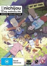 Nichijou - My Ordinary Life Series Collection (Subtitled Edition) DVD NEW