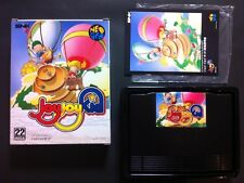 JOY JOY KID Carton Box SNK Neo Geo AES JAPAN Near.Mint.Condition