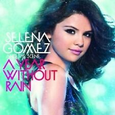 "SELENA GOMEZ ""A YEAR WITHOUT RAIN"" CD NEU"