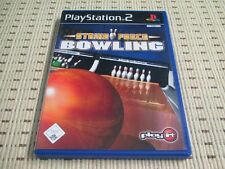 Strike Force bowling para PlayStation 2 ps2 PS 2 * embalaje original *