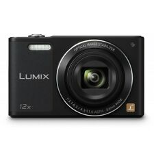 Panasonic Lumix DMC-SZ10EB-K Compact Digital Camera - Black (16 MP, 12x Optical