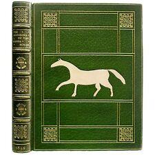 1859 KELLIEGRAM SIGNED-BINDING EMBOSSED INLAID UFFINGTON WHITE HORSE DRAGON MYTH