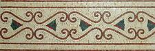 Love Tile Art Border Skirting Pool Garden Home Marble Mosaic BD508