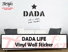 Dada Life Custom Vinyl Wall Sticker