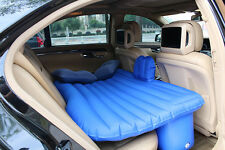 Car Air Mattress Travel Bed Car Back Seat Cover Inflatable Mattress Air Bed