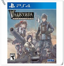 PS4 Senjou no Valkyria Chronicles Remaster ENGLISH 戰場女武神 中文 SONY Game RPG Sega