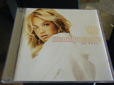 So Real by Mandy Moore (CD, Dec-1999, Sony Music Distribution (USA))