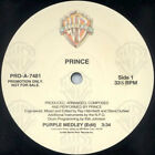 "PRINCE 12"" Purple Medley Edit / EXTENEDED 11:00 USA PROMO Only UNPLAYED rare"