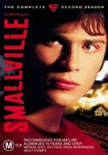 Smallville : Season 2 (DVD, 2005, 6-Disc Set)