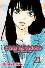 Kimi ni Todoke: From Me to You, Vol. 21-ExLibrary