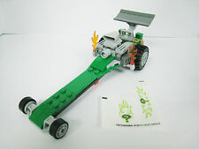 LEGO SUPER HEROES BATMAN 76012 THE RIDDLER CHASE CAR ONLY!! AGES:5+ no minifig!