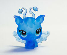 *Littlest Pet Shop* LPS Clear Collection Blue Garden Fairy #3161