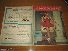 TV RADIOCORRIERE=1956/3=LUCIANA NOVARO=ORIO VERGANI=NORMA BRUNI=LANDO DEGOLI=