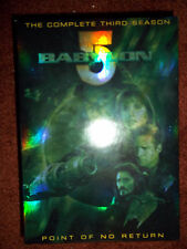 Babylon 5  The Complete Third Season DVD 6 Disc Set