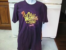 Willy Wonka and the chocolate factory slots machines t shirt  Oompa loopa zynga