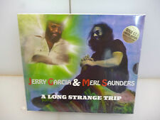 JERRY GARCIA & MERL SAUNDERS-A LONG STRANGE TRIP. USA 1972-4CD BOXSET-NEW.SEALED