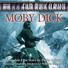 Sainton / Moscow Symphony Orchestra / Stromberg - Moby Dick [New CD]