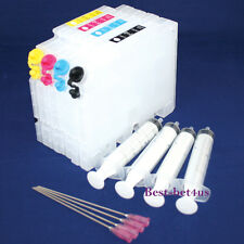 EMPTY Sublimation Refillable ink cartridge for RICOH GX3050SFN GX5000 GC-21 GC21