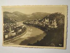 Salzburg - Die Stadt gesehen von Mülln - 1929 / AK