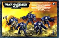 SPACE MARINE TERMINATOR CLOSE COMBAT SQUAD - WARHAMMER 40,000 - GAMES WORKSHOP