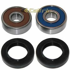 Rear Wheel Ball Bearings & Seals Kit Fits YAMAHA YZ80 1980 1983