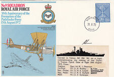 Erro RAF3cB 9 Sqn commemorating sinking of the Tirpitz.Flown Vulcan Signed Pilot