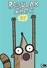 Regular Show: Rigby Pack, New DVDs