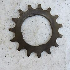 SUNTOUR 15 TEETH BMX CASSETTE FREE HUB BRAKE SPROCKET VINTAGE RACE FREEWHEEL