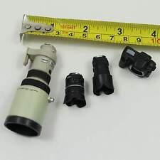T27-13 1/6 TOYMASTER - War Journalist Camera Set (Red Circle)