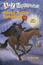 A to Z Mysteries Super Edition #4: Sleepy Hollow Sleepover (A Stepping Stone Boo