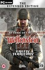 Return to Castle Wolfenstein The Extended Edition PC NEW and Sealed