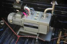 ULVAC Rotary Oil Sealed Vacuum Pump VDN601 - NOS