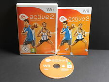 EA Sports Active 2-entrenadores personales para Nintendo Wii