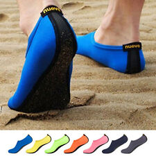 Best water shoes Aqua socks barefoot fold and go Shoes Fin Socks for men women