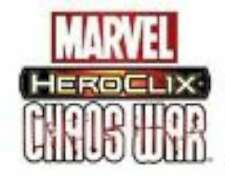 "Marvel Heroclix ""caos Guerra"" 1-40 usted elige lo que quieres"