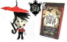 DON'T STARVE WES ACTION FIGURE new blind box Collectible toy wilson statuetta us