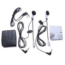 Motorcycle Helmet Interphone Walkie Talkie Communication Intercom Headphone YG