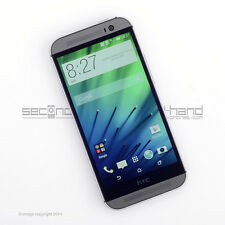 HTC One M8 16GB - Gunmetal Grey - Unlocked - Good Condition
