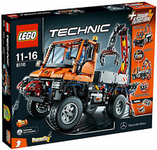 LEGO - TECHNIC - 8110 - UNIMOG - NEUF ET SCELLÉ - NEW AND SEALED