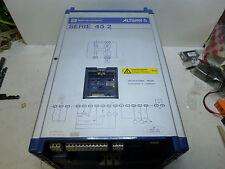 TELEMECANIQUE - ALTIVAR VFD MOTOR DRIVE -- ATV 45 -- ATV452V30 - 4 HP - 415AC