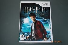 Harry Potter & The Half Blood Prince Nintendo Wii PAL RU