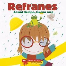 Refranes (Spanish Edition)-ExLibrary