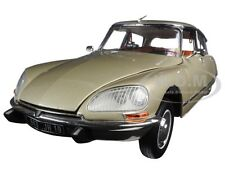 1973 CITROEN DS 23 PALLAS THOLONET BEIGE 1/18 DIECAST CAR MODEL BY NOREV 181581