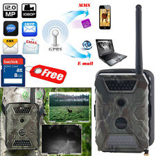 8GB 12MP MMS GPRS Game Trail Scouting Hunting Camera SECURITY AcornGuard AG-680M