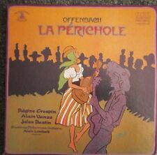 Offenbach: La Perichole-Crespin, Vanzo, Bastin, Lombard-RCA Red Seal (Red Label)